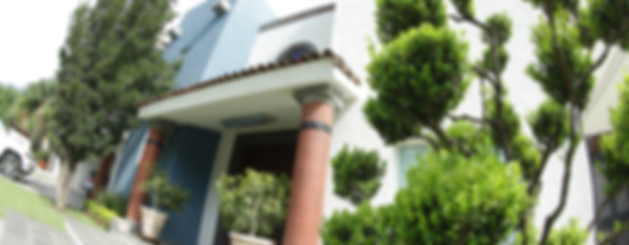 San Gabriel Tierra Fría Casas prefabricadas Azul