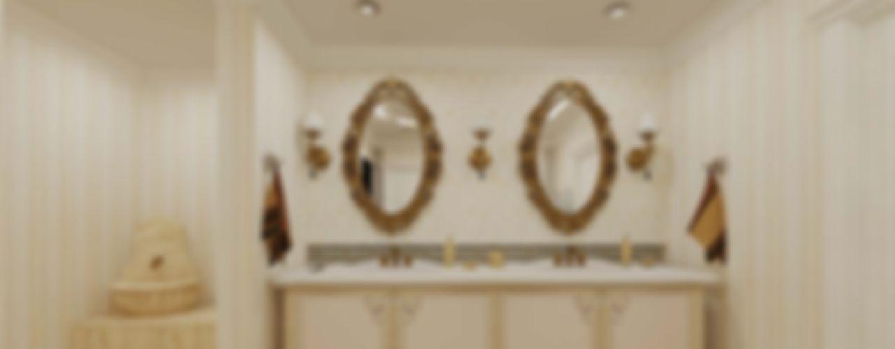 Karadavut Villa ANTE MİMARLIK Klasik Banyo