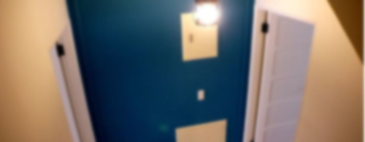 奕禾軒 空間規劃 /工程設計 Modern walls & floors Blue