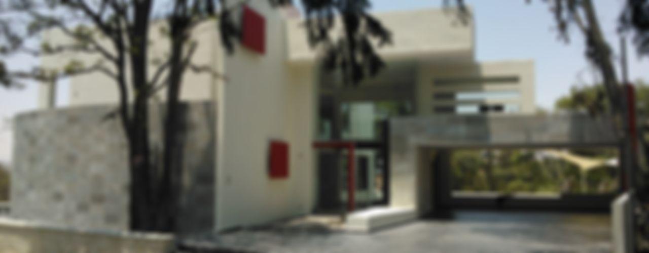 VCArq Minimalistische Häuser Keramik Mehrfarbig