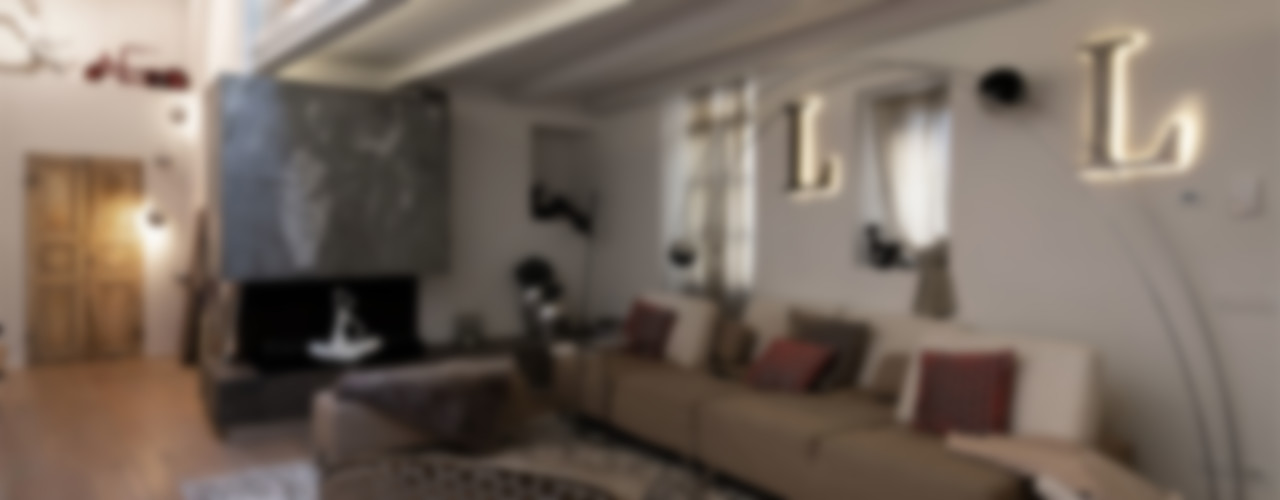 GIAN MARCO CANNAVICCI ARCHITETTO Living room