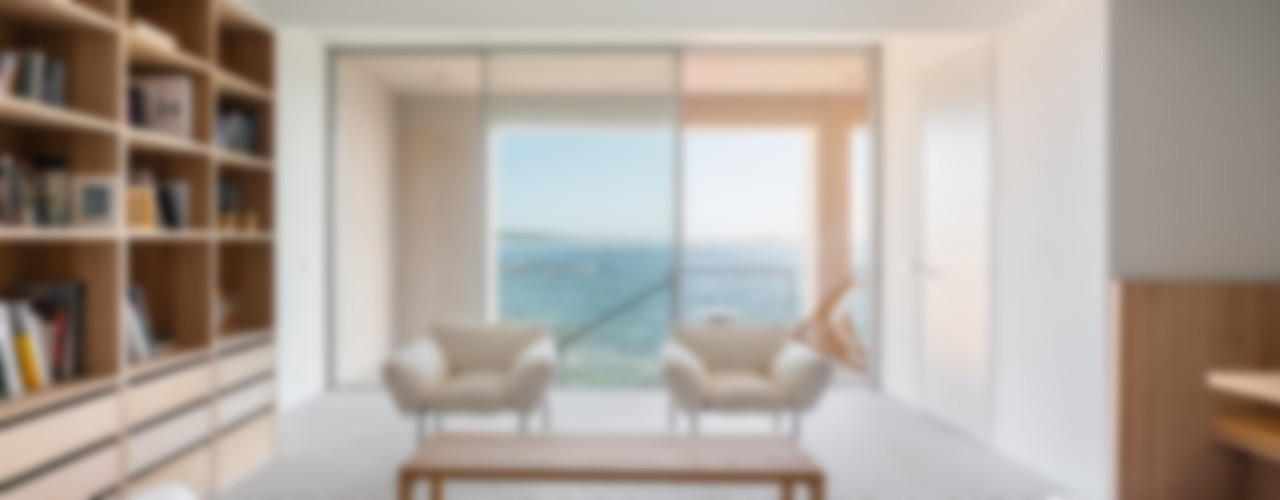 Mon Osaka Modern living room
