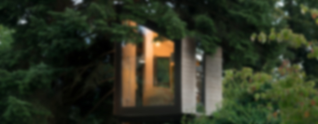 Light Cute Treehouse Sullalbero Casetta da giardino Legno