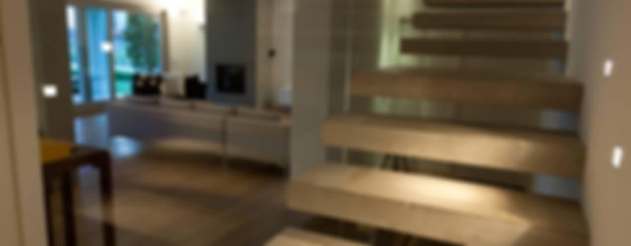 Nuovi modi di concepire le scale in casa for Nuovi piani di casa in stile americano