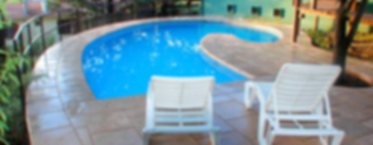 C mo construir una piscina en la casa gastando bien poco for Construir una piscina en casa