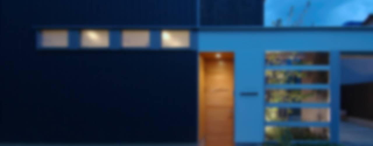 modern Houses by スタジオ・ベルナ