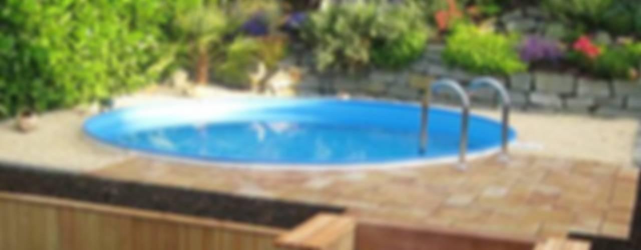 13 piscinas ideales para espacios peque os for Albercas en espacios reducidos