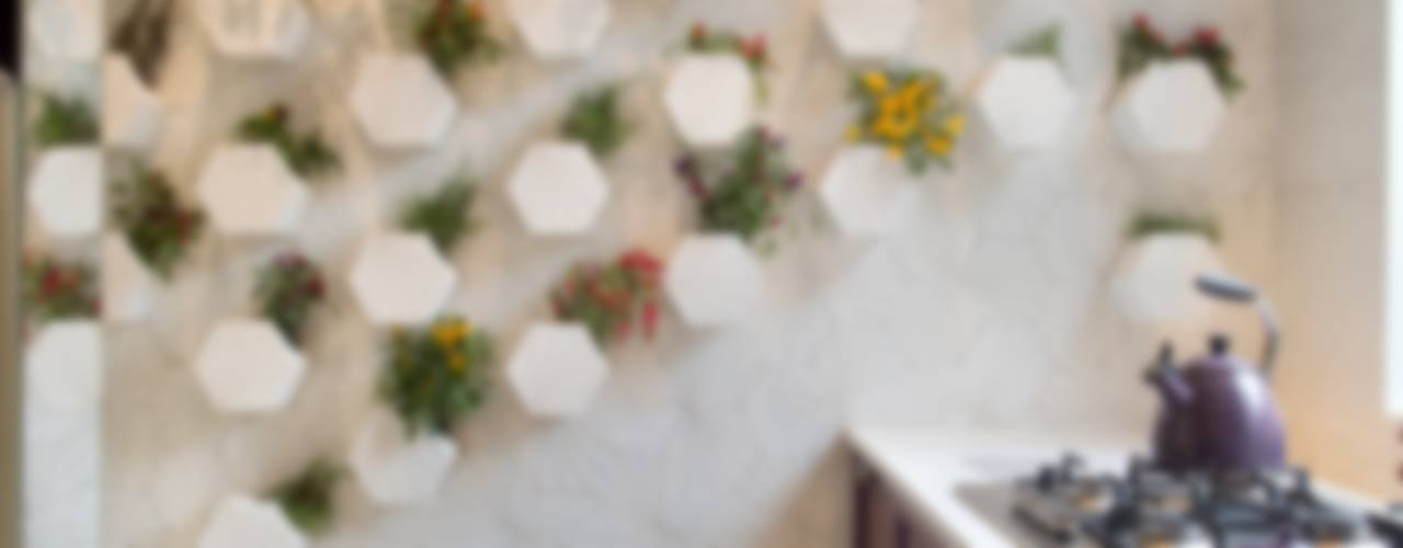 translation missing: eg.style.مطبخ.eclectic مطبخ تنفيذ Estúdio Barino | Interiores