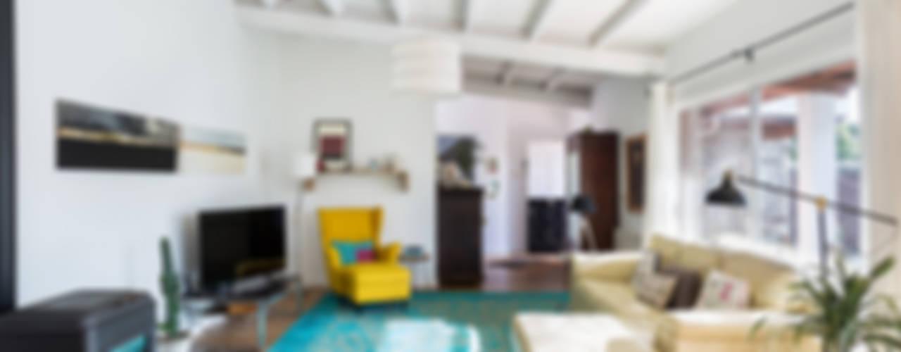 Una casa di campagna moderna e spettacolare for Casa di tronchi moderna