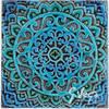 Mandala #1:   by Gvega Ceramica