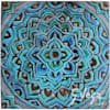 MANDALA #2:   by Gvega Ceramica