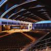 CMCV - Espaço Mutifuncional: Salas multimídia modernas por Martins Lucena Arquitetos