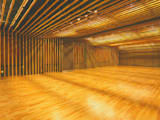 minimalistic Media room by 一級建築士事務所たかせao