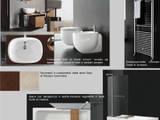 Ripensare il bagno: Bagno in stile in stile Moderno di dettagli