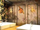 BARNEY DES FLEURS:  de style  par ELISABETH LEROY Collections