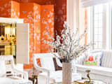Maison de Luxe: asian Dressing room by Andrea Schumacher Interiors