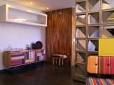 moderner Flur, Diele & Treppenhaus von Studio AZ