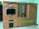 tv showcase design in erode led showcase design in erode-balabharathi:   by balabharathi pvc interior design