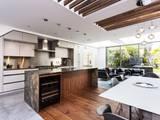 Waldegrave : modern Kitchen by IQ Glass UK