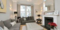 Projekty,  Salon zaprojektowane przez MDSX Contractors Ltd