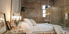 Schlafzimmer von BARASONA Diseño y Comunicacion