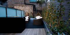 Terraços  por Urban Roof Gardens