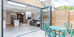 Rear Extension:   by CATO creative