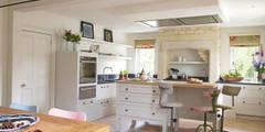 Kitchen design, The Wilderness, Wiltshire, Concept Interior: classic Kitchen by Concept Interior Design & Decoration Ltd