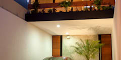 LOFT PX:  de estilo  por Desnivel Arquitectos