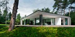 Villa Veth: moderne Huizen door 123DV Moderne Villa's