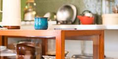 秦野ハウス Hadano House: straight design labが手掛けたキッチンです。