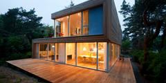 JacobsHaus: moderne Häuser von Cubus Projekt GmbH