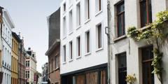 Casas de estilo topical por atelier vens vanbelle