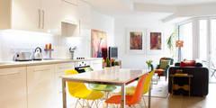 Bhavin Taylor Design: eklektik tarz tarz Evler