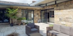 Broomhill Extension 01: modern Kitchen by George Buchanan Architects