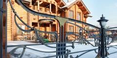 Дом в деревне: Дома в . Автор – Ожогин Сергей