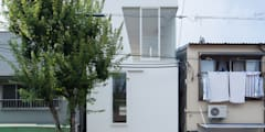 minimalistic Houses by 井戸健治建築研究所 / Ido, Kenji Architectural Studio