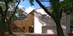 منازل تنفيذ Neostudio Architekci
