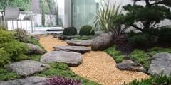 asian Garden by Jardines Japoneses -- Estudio de Paisajismo