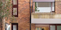Highgate  - Exterior of House:  Terrace by TG Studio