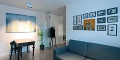 غرفة المعيشة تنفيذ Neostudio Architekci