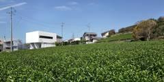 Casas modernas por 久保田正一建築研究所