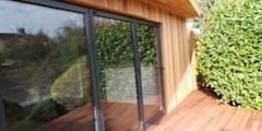 modern Garden by Citi Construction & Developments Ltd