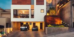 Residencia R53: Casas de estilo minimalista por Imativa Arquitectos
