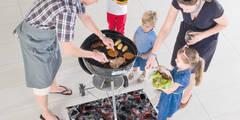 Tapis de protection barbecue FIRE:  de style  par ITAO