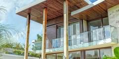 Terrazas de estilo  por Ancona + Ancona Arquitectos