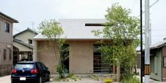 福釜の家: 神谷建築スタジオが手掛けた家です。