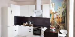 Квартира 74: Кухни в . Автор – Cameleon Interiors