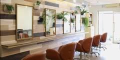 エコな室内壁面ガーデン: SUNIHA UNIHA(サニハユニハ)が手掛けた商業空間です。
