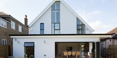 Amazing 1930s house transformation: modern Houses by Holland and Green